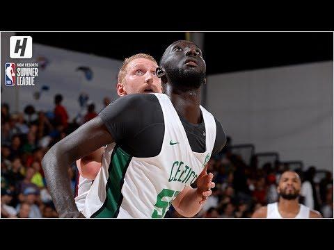 Denver Nuggets vs Boston Celtics -  Game Highlights  July 9 2019 NBA Summer League
