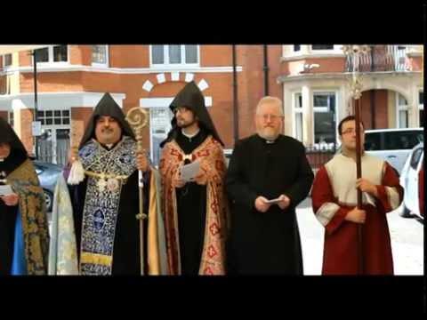 Армянский Фестиваль в Лондоне