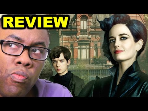 MISS PEREGRINE'S Home for Peculiar Children REVIEW #StayPeculiar