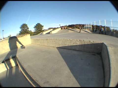 Exist Skateboard Shop Park Minute Entry: James Britton