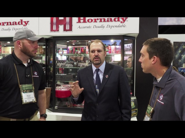 Shot Show 2017: Hornady Rolls Out New Product Lines and Extensions