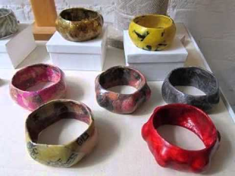 DIY Paper Mache Craft Making Ideas