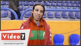 طبيبة منتخب السلة المغربى: الرجال جنس لطيف