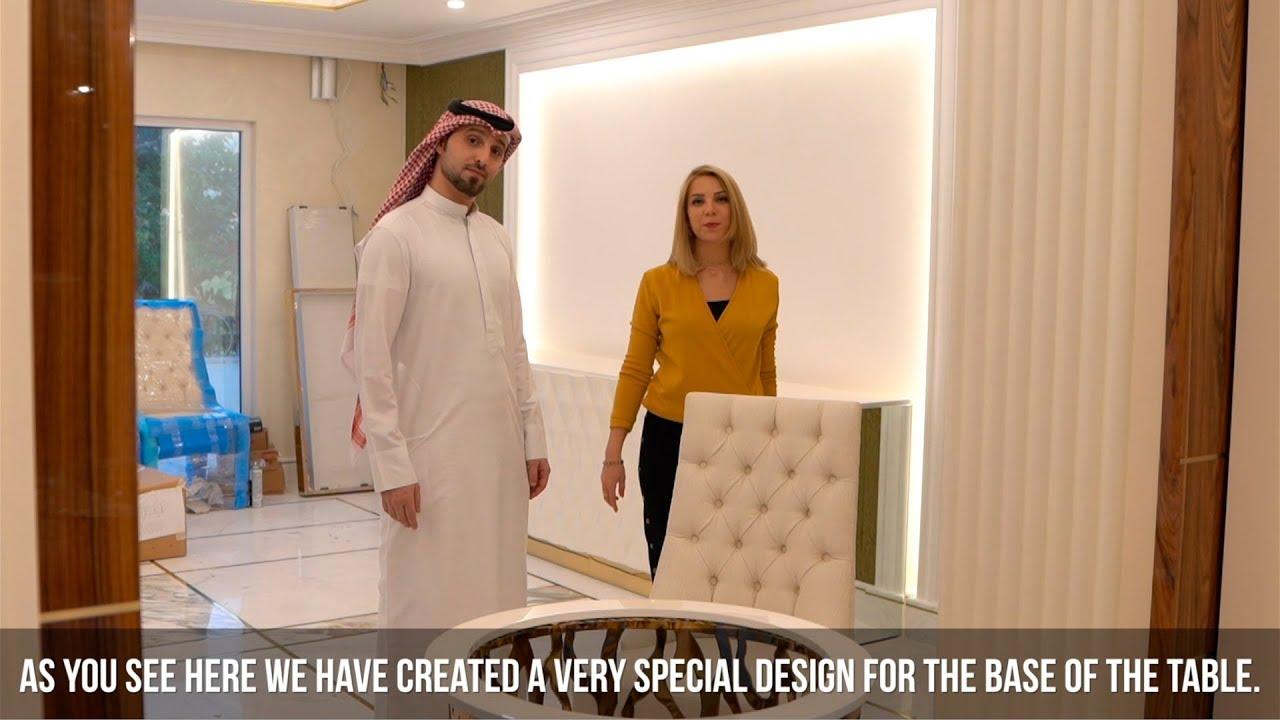 Elegant & Stunning Furniture Concept!