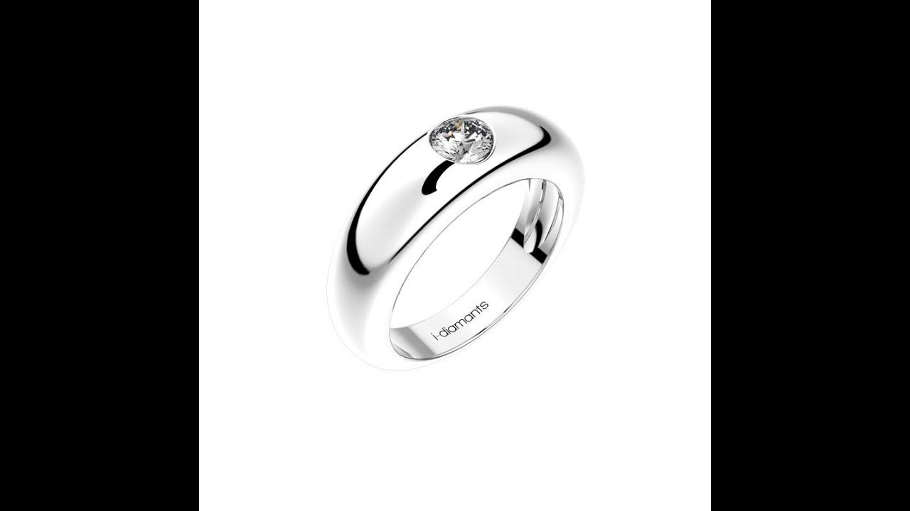 acheter bague diamant en ligne
