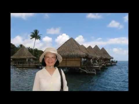 Pacific Princess Tahiti Cruise 2014
