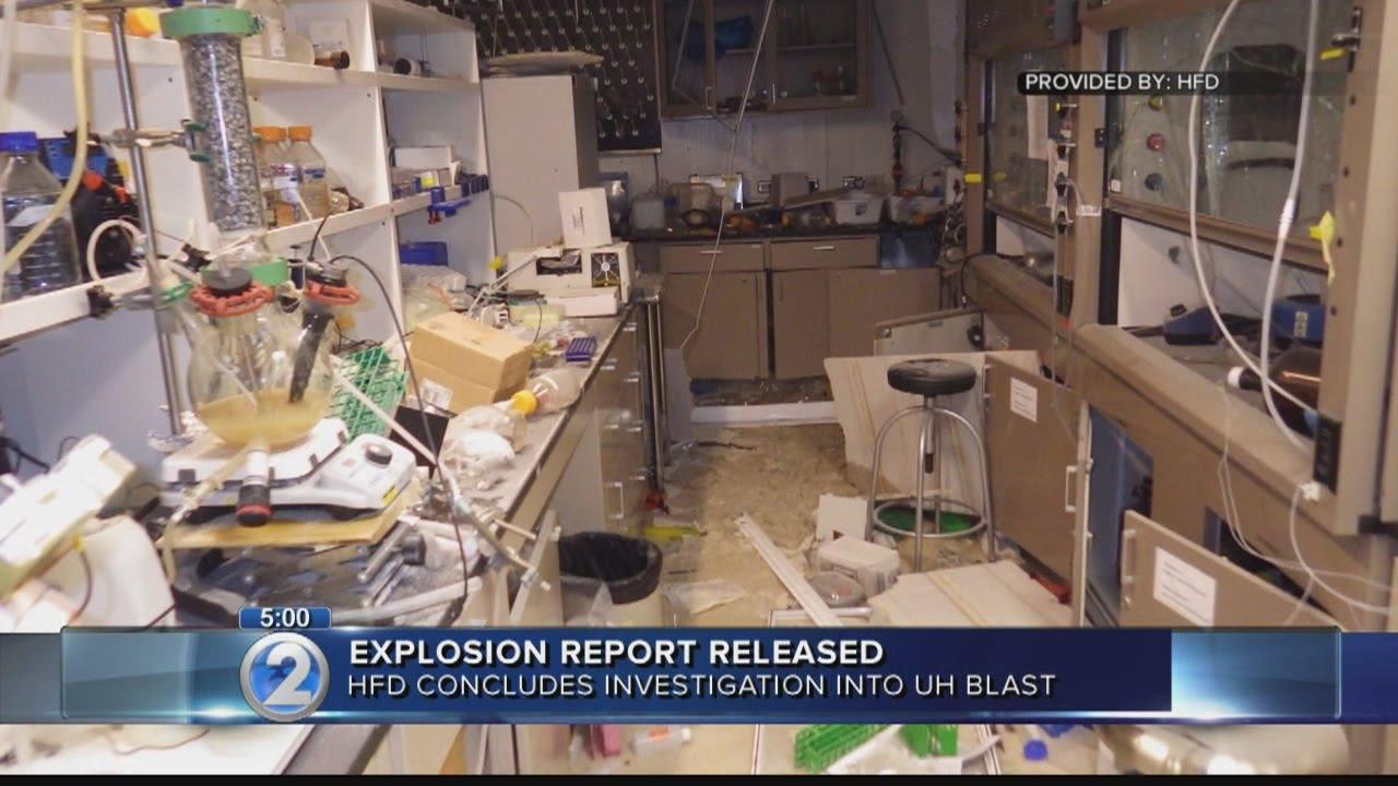 Hfd Releases Investigation Report Into Uh Manoa Lab