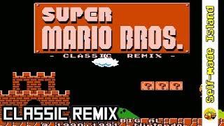 Super Mario Bros. - Classic Remix • Super Mario World ROM Hack