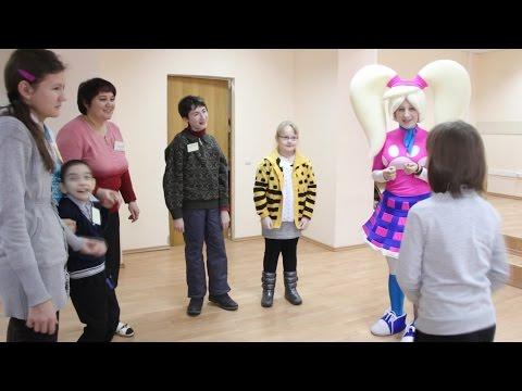 В отделении социальной помощи семье и детям прошло развлекательное мероприятие