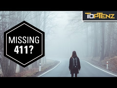 """10 Unsolved """"Missing 411"""" Cases"""