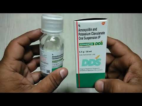 Augmentin DDS Suspension Review In Hindi