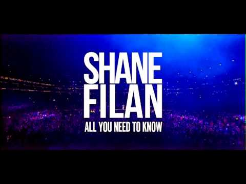 """Shane Filan : """"All You Need To Know"""""""