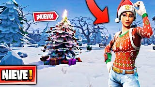 NEW SECRETS AND NIEVE IN SEASON 7 in FORTNITE: Battle Royale