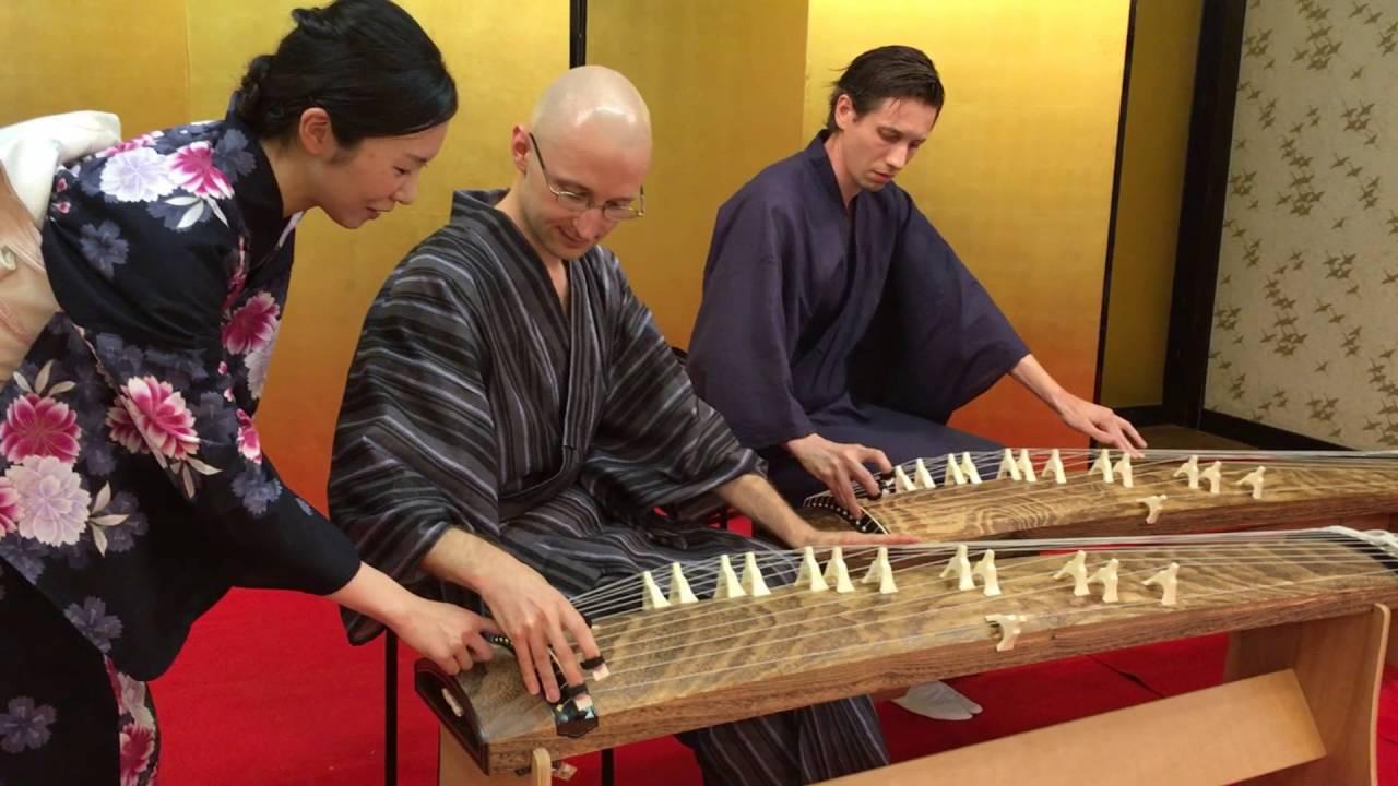 Koto Lesson in Nijo,Kyoto - Kyoto Private Products ...