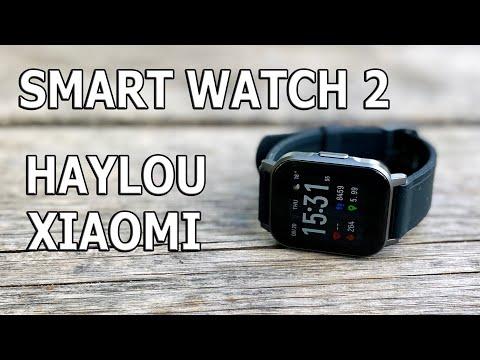 21$ ЗА СТИЛЬ �� УМНЫЕ ЧАСЫ Xiaomi Haylou Smart Watch 2!МОЖЕТ взять Haylou Solar ls 05 ИЛИ MI BAND 5?