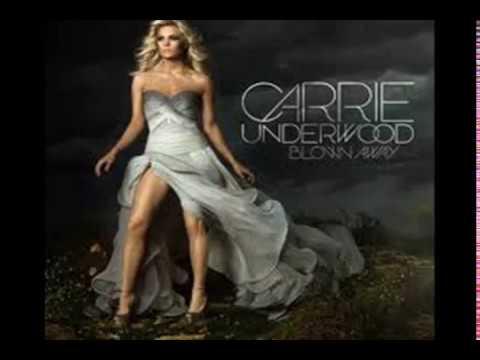 Carrie Underwood; Blown Away ON-SCREEN