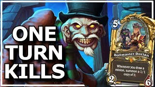Hearthstone - Best of One Turn Kills