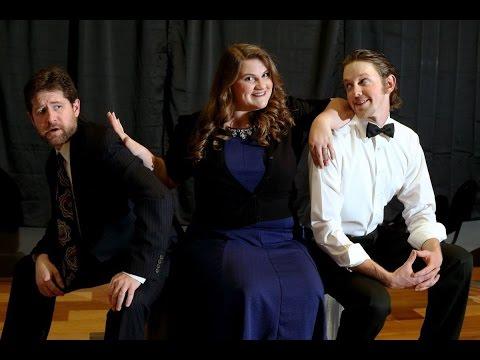 "Donizetti's Classic Comedy Opera ""Rita"" ...The Only English Version on YouTube!"