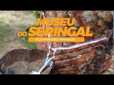Museu do Seringal em Manaus