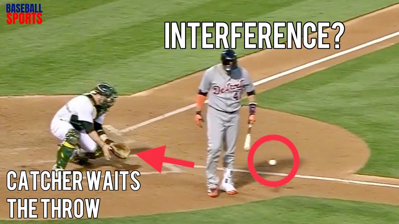 MLB | Legal or illegal interference?