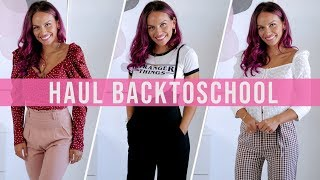 HAUL BACK TO SCHOOL: capi per scuola e università!