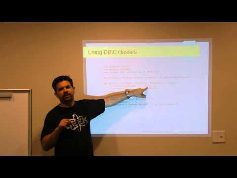 """Salt Lake Perl Mongers - 6/11/2013 - Doran Barton - """"Introduction to DBIx::Class"""""""