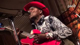 Came Up The Hard Way -  Eddy Clearwater @ Hapa Haole, Mülheim, Germany 2014-04-04