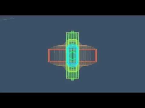 Processing Music Visualizer - Zack Ragozzino