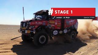 Mammoet Rallysport: Stage 1