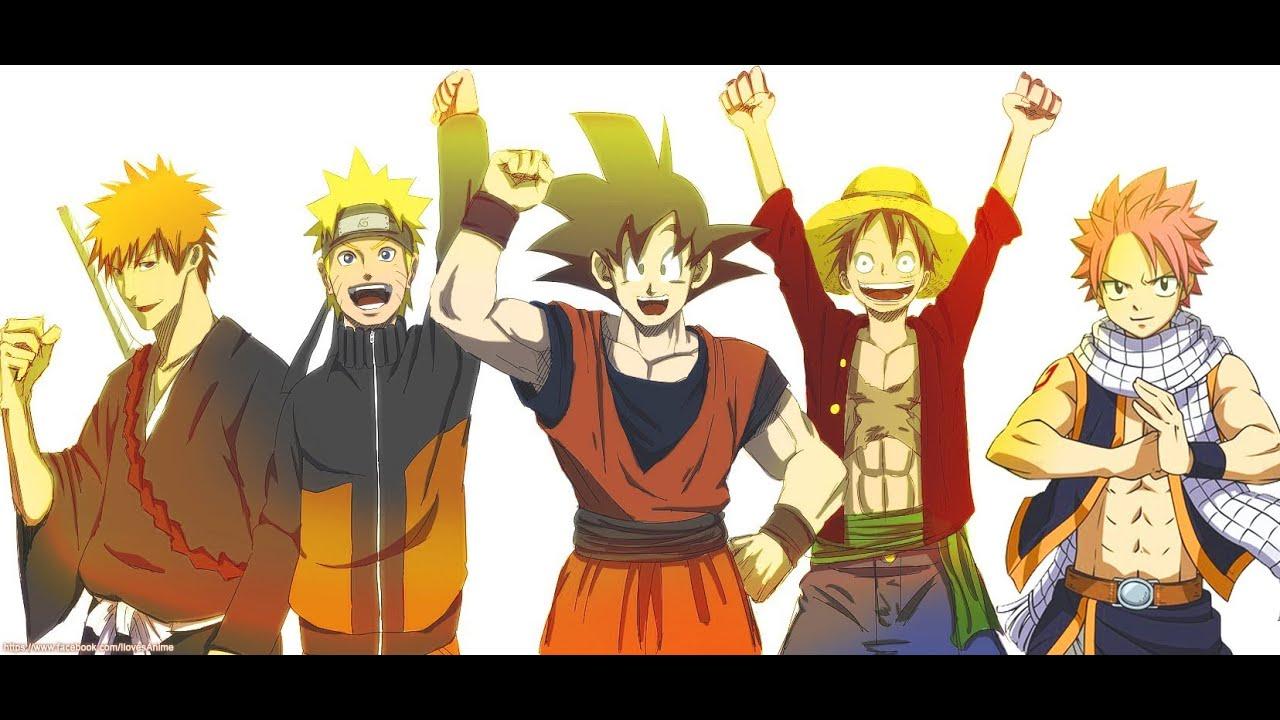 Top 50 Strongest Anime & Manga Characters (With Hrik Sen