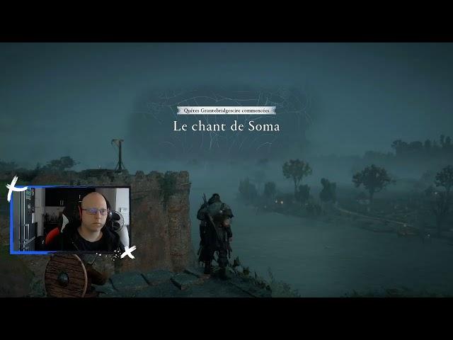 [FR] Assassin's Creed Valhalla #Jour 2 #Conquêtes