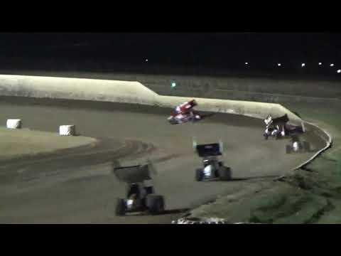 34 Raceway 360 Fall Haul: Brayden Gaylord Feature DNF