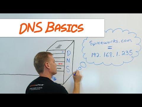 IT in Three: DNS Basics