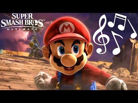 Super Smash Bros Ultimate - Top 5 Nintendo Music Trailer Remixes