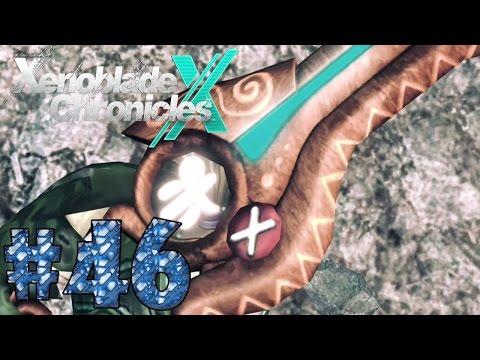 """Xenoblade Chronicles X  Español  Parte 46 """"Monado la Espada Legendarisima"""""""