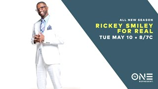 Get Ready for Rickey Smiley For Real Season 2!