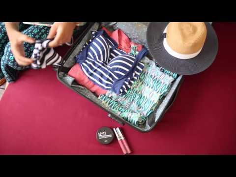 Travel Trunk with Magali Vaz