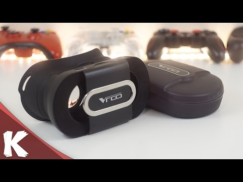Ritech VRGO   Unboxing & Review   Google Cardboard Headset