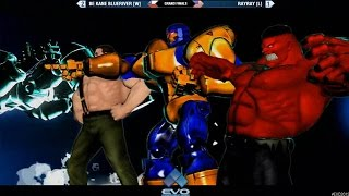 UMVC3 EVO 2015: KANE BLUERIVER vs RAY RAY Grand Finals