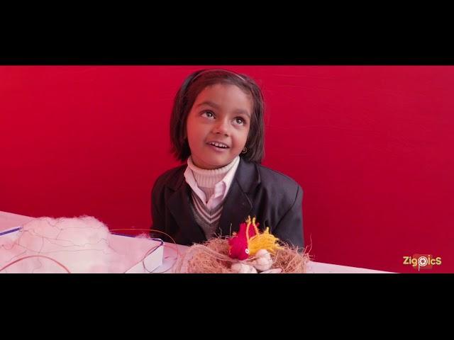 Birla Open Mind International School Muzaffarpur | Science and art Exibatation | Zigpics|