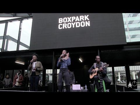 Astride Costa -  Croydon Boxpark Performance