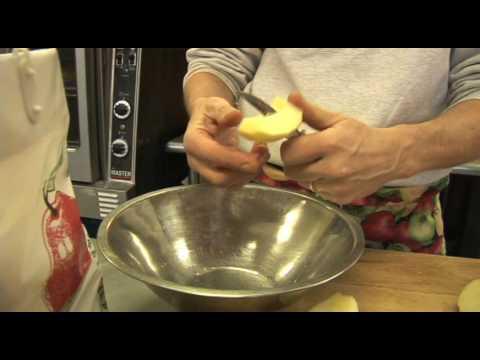 Apple pie, part I: preparing the filling