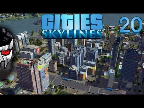 Cities: Skylines - Boomtown DocFurt! - E20| Docm77