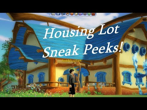 HOUSING LOTS IN FREE REALMS!