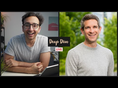How To Make Time For What Matters - Ali Abdaal x John Zeratsky // Deep Dive