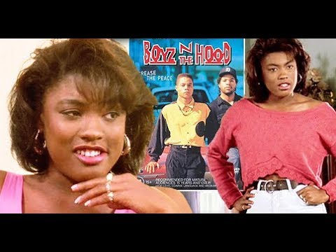 Remember Alysia Rogers From Boyz N' The Hood ? She Still Looks Great