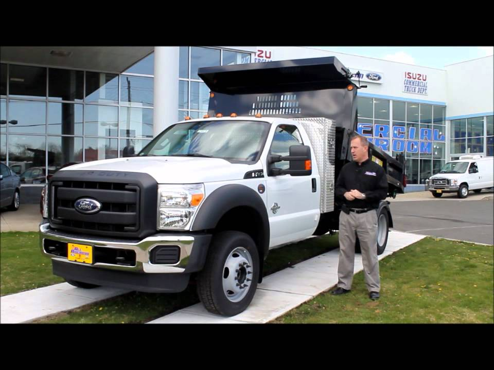All American Ford Commercial Trucks Old Bridge Youtube