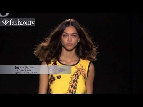 Zhenya Katava &  Maria Bradley- Models S/S 2014 | Disclosure & Jessie Ware