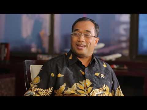 Satu Indonesia - Mengenal Budi Karya Sumadi Menteri Perhubungan
