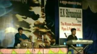 Download Hindi Video Songs - Bhagyada Lakshmi Baramma - Shashank Jayaprakash - Live
